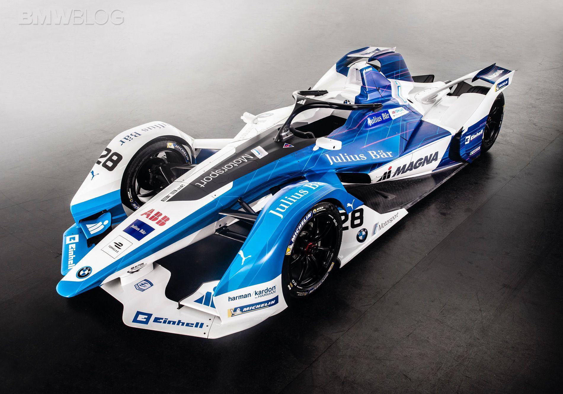 BMW iF.18 Formula E 11