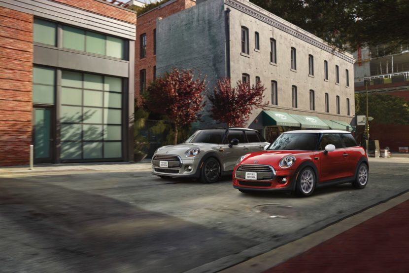2019 Mini Oxford Edition A Low Cost Offering For College