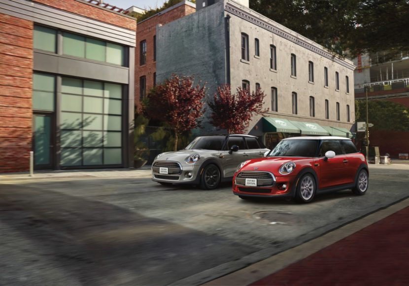 MINI Oxford Edition 1 830x580