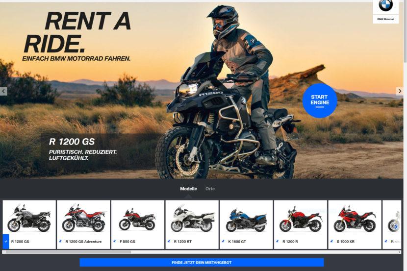 P90321731 highRes bmw motorrad rent a  830x553