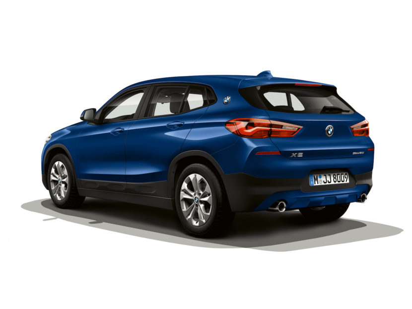 P90321833 highRes bmw x2 model advanta 830x623