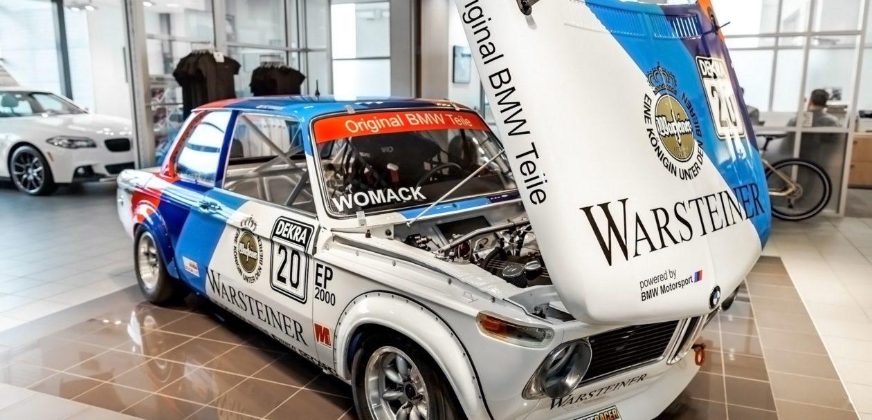 PATS VINTAGE BMW RACE CAR 37 1260x608