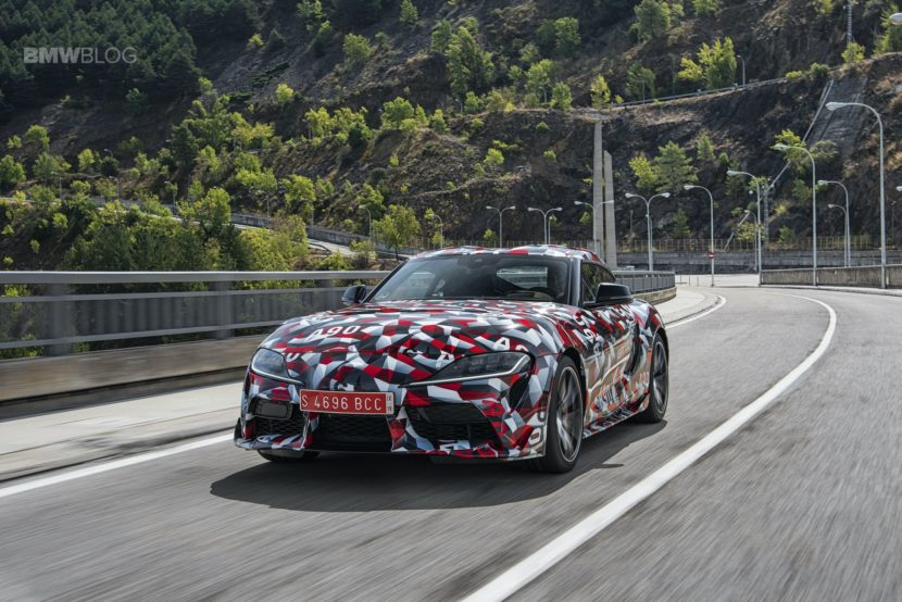 Toyota partnered with BMW for Supra because of the inline-six engine | Auto and Carz Blog