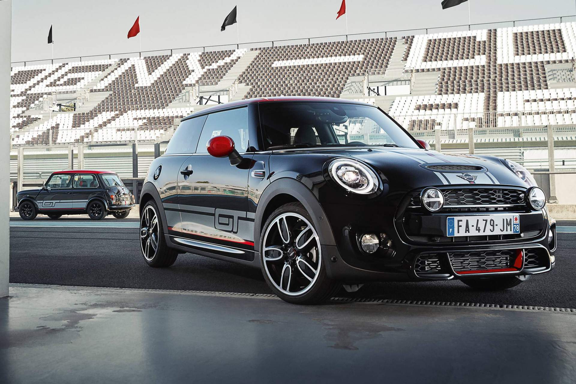 Mini Cooper S Gt Edition Unveiled In France As Limited Run Model