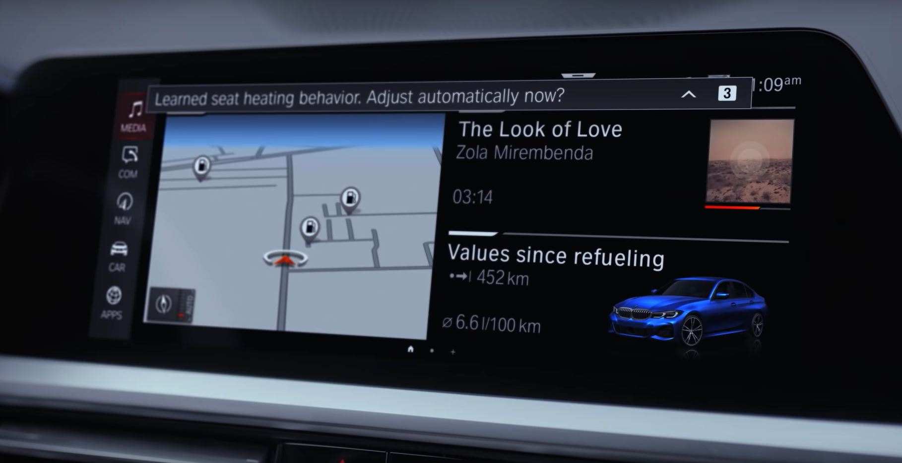 Video: The BMW 3 Series Personal Assistant Does Quite a Lot