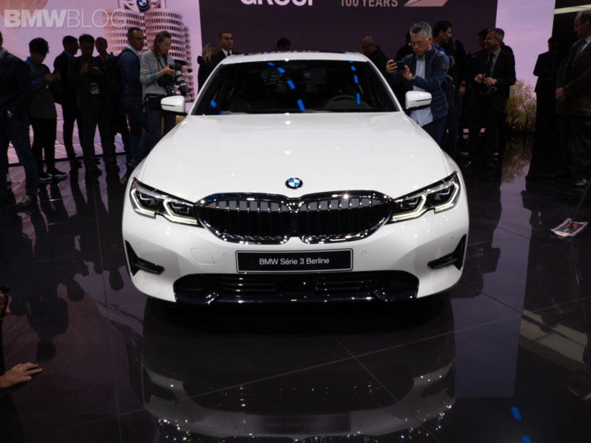 2019 BMW 3 Series Paris 1 830x623