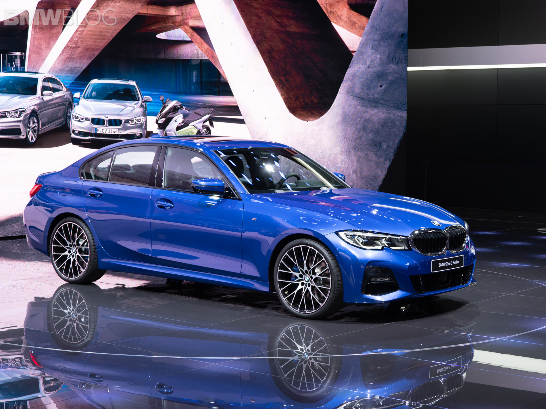 Bmw Exterior: US Market: BMW 3 Series G20 To Be Priced Similarly To Its