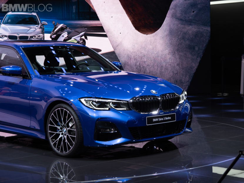 2019 BMW 3 Series exterior interior 2 830x623