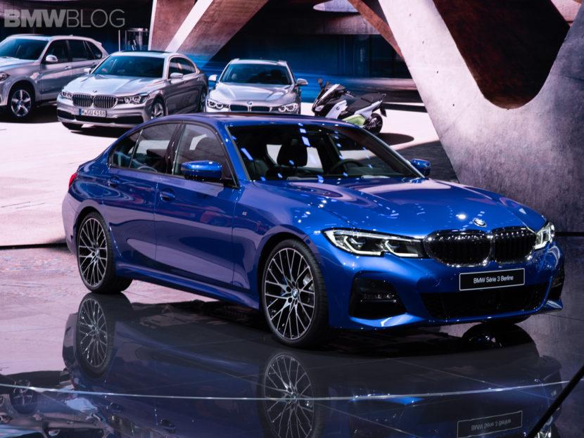 2019 BMW 3 Series exterior interior 3 830x623