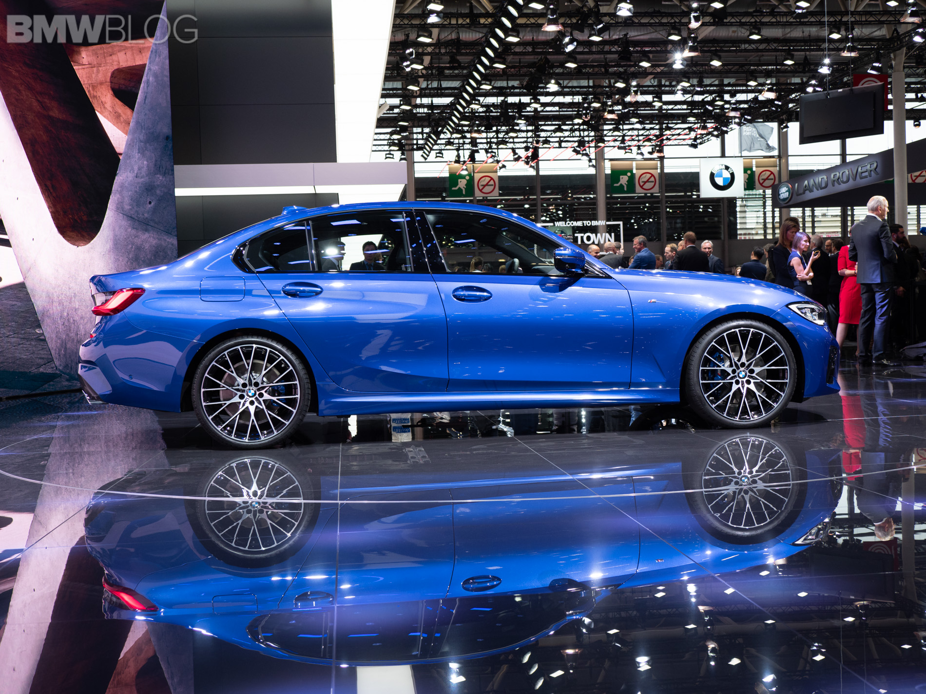 More Live Photos Of The New Bmw 3 Series G20