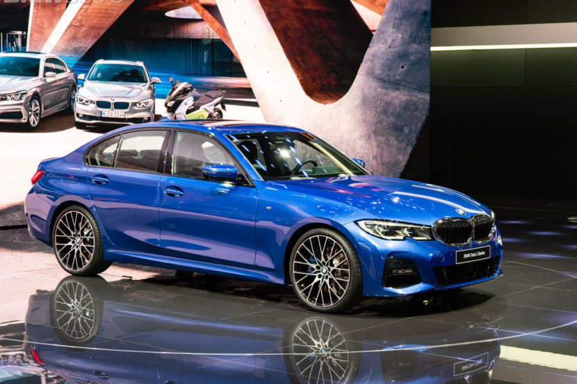 2019 BMW 3 Series real life G20 1 830x553