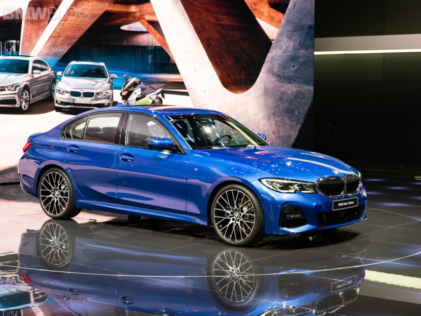 2019 BMW 3 Series real life G20 1 830x623