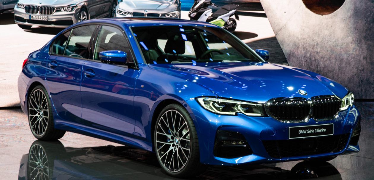 2019 BMW 3 Series real life G20 2 1260x608