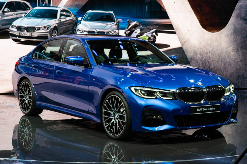 2019 BMW 3 Series real life G20 2 830x553
