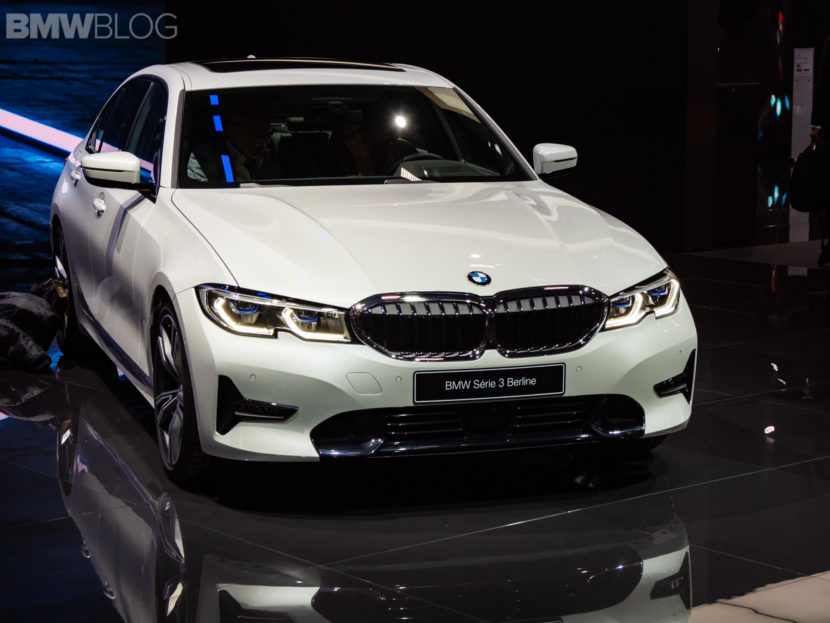 2019 BMW 3 Series real life G20 23 830x623