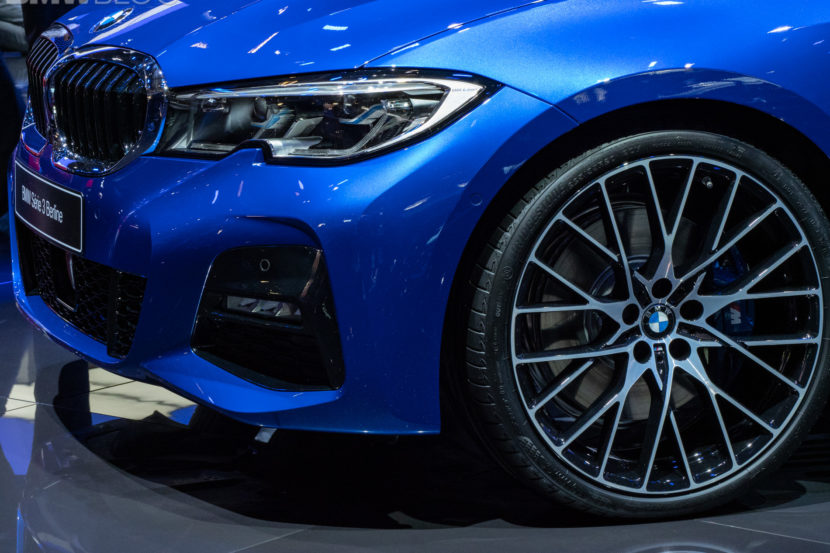 2019 BMW 3 Series real life G20 26 830x553