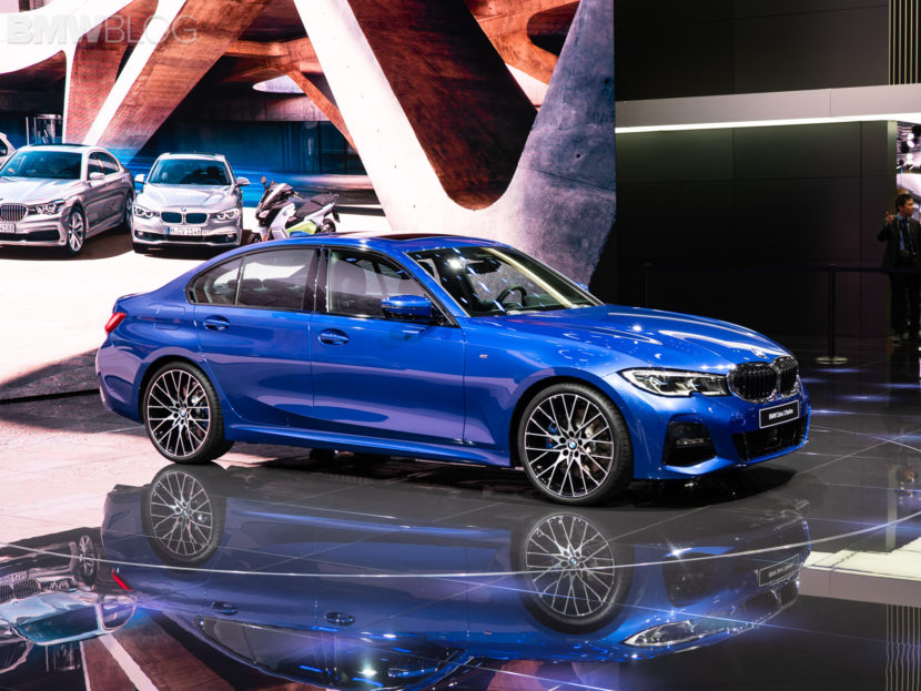 2019 BMW 3 Series real life G20 4 830x623