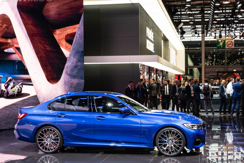 G20 Bmw 3 Series Configurators Goes Live In Uk