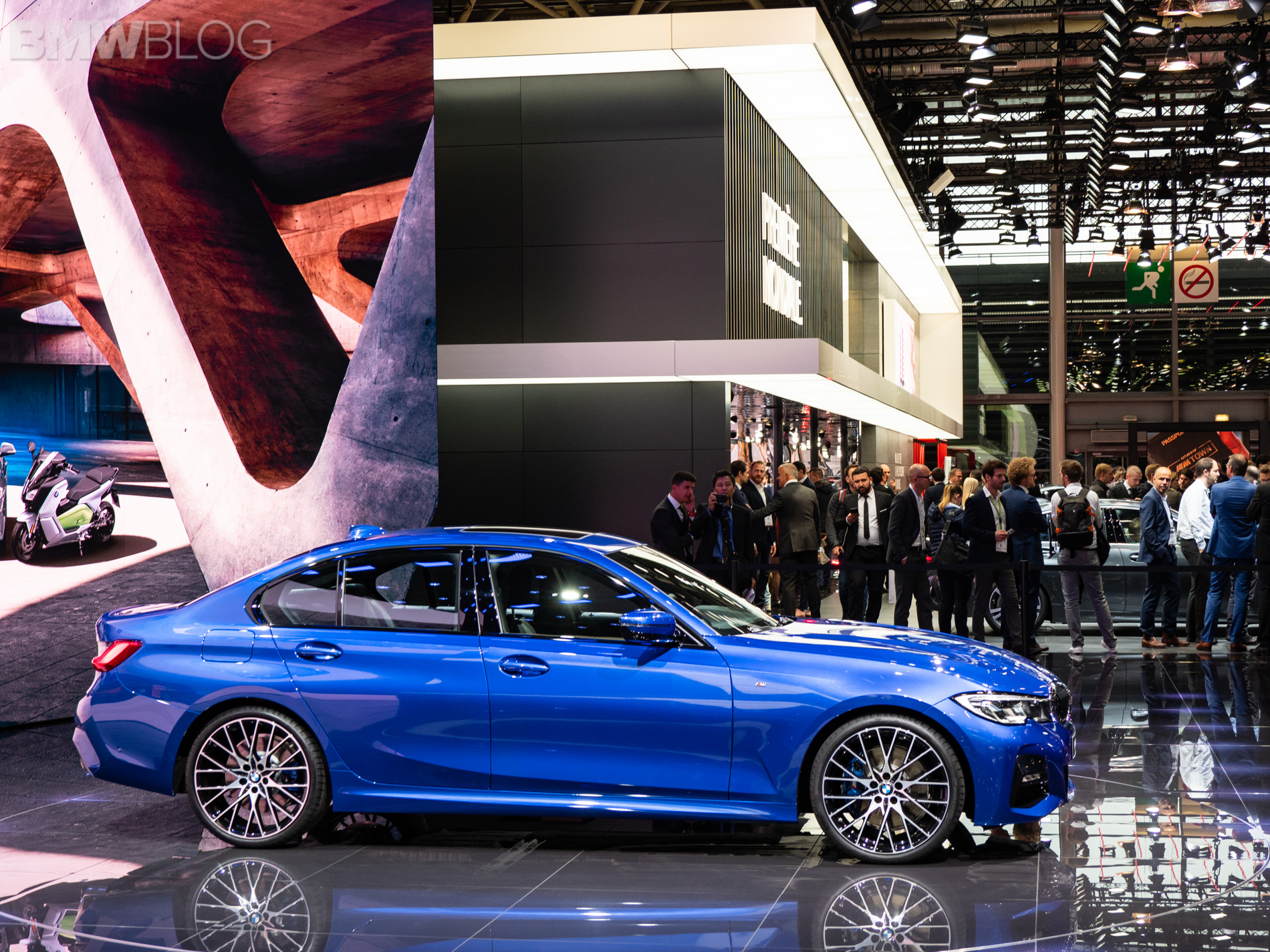 2019 BMW 3 Series real life G20 5