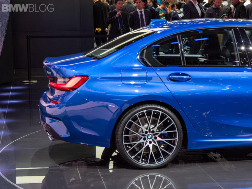 2019 BMW 3 Series real life G20 7 830x623