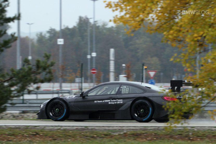 2019 BMW M4 DTM two liter 03 830x553