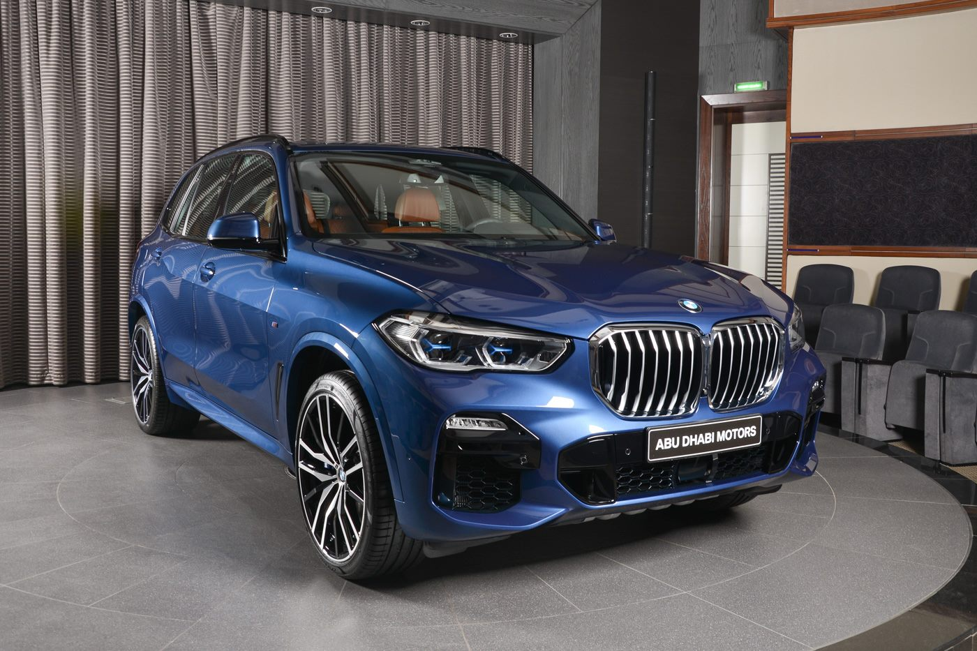 new 2019 bmw x5 50i looks great in phytonic blue. Black Bedroom Furniture Sets. Home Design Ideas