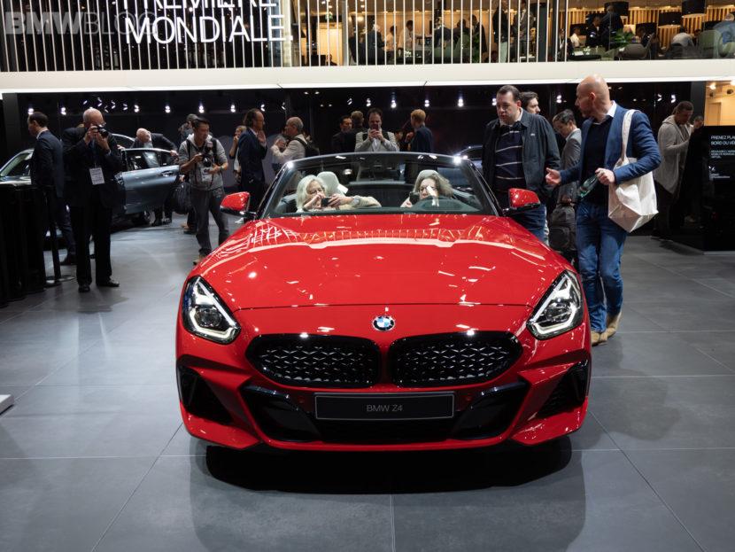 2019 BMW Z4 M40i Red 1 830x623