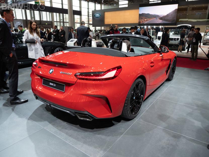 2019 BMW Z4 M40i Red 22 830x623