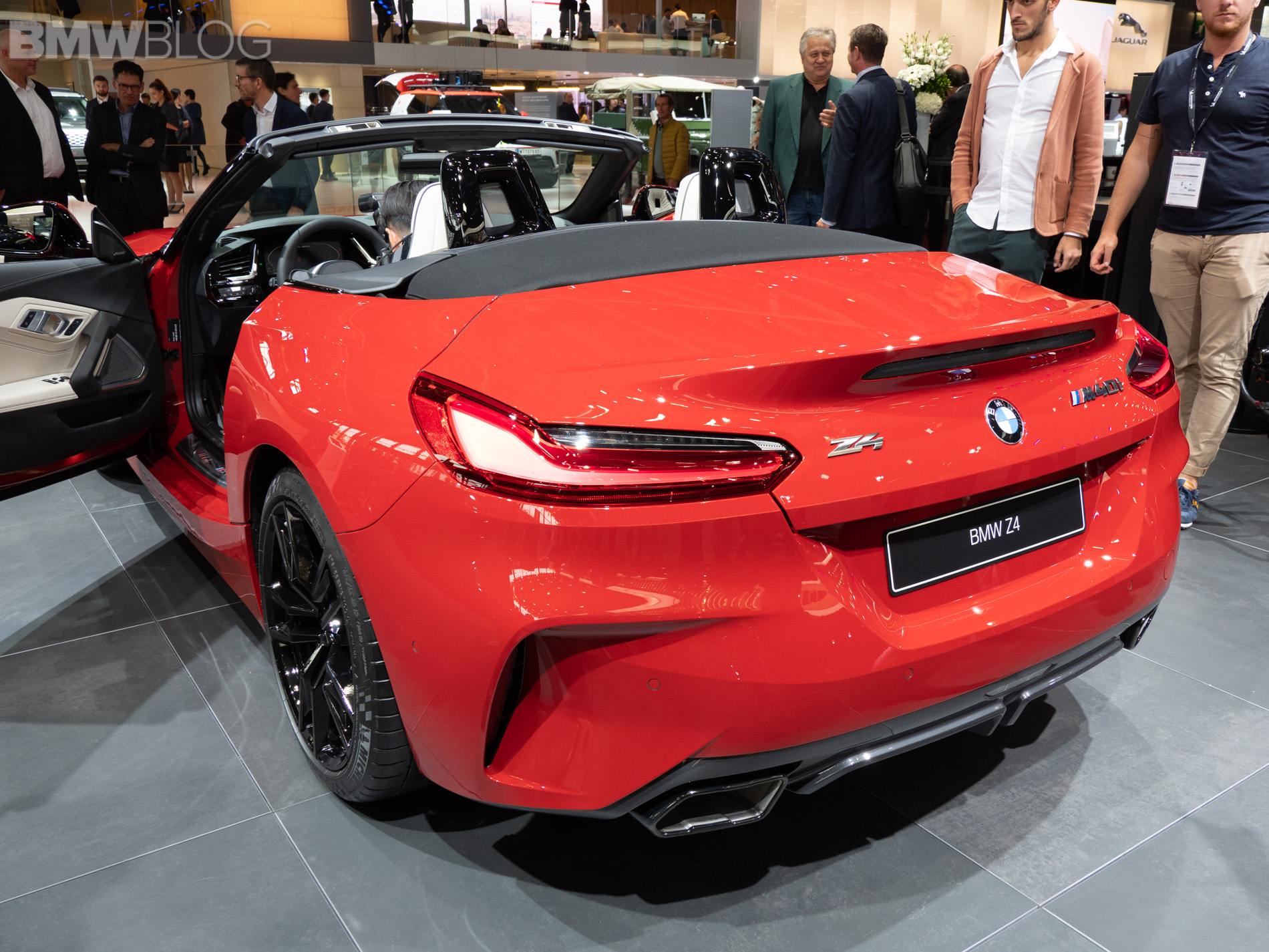 Interview We Talk Bmw Z4 With Its Product Managers