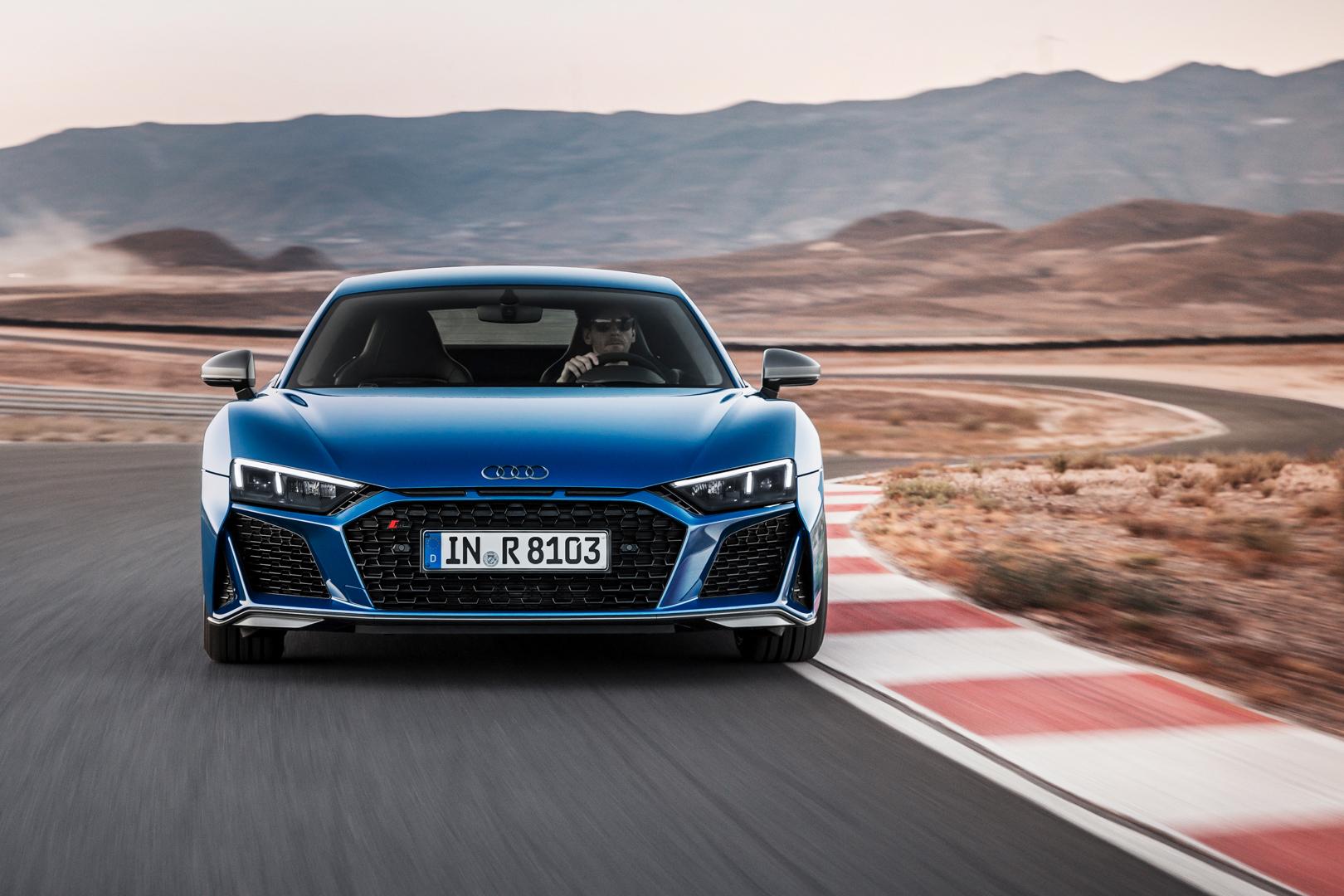 Audi R8 V10 Facelift 13