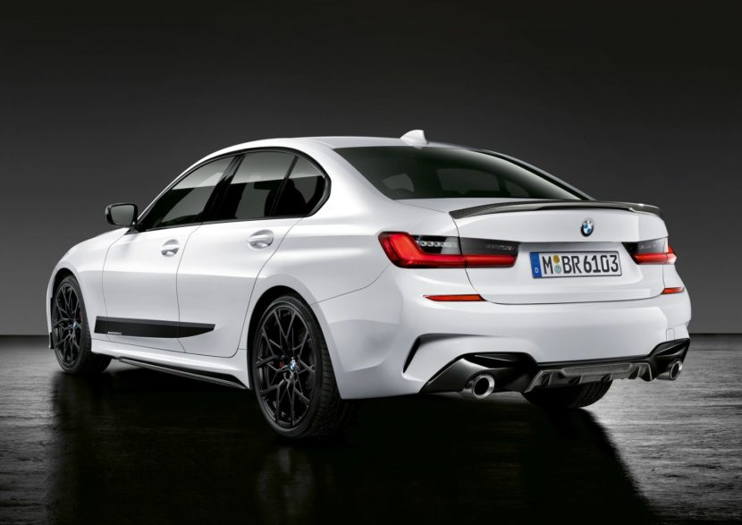 BMW 3 Series M Performance Parts 10 830x587