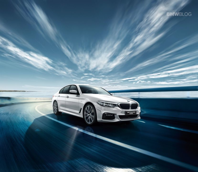 BMW 5 Series M Spirit Edition 02 830x718