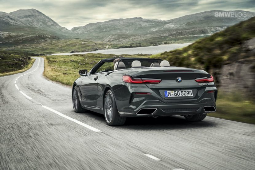 BMW 8 Series Convertible images 10 830x553