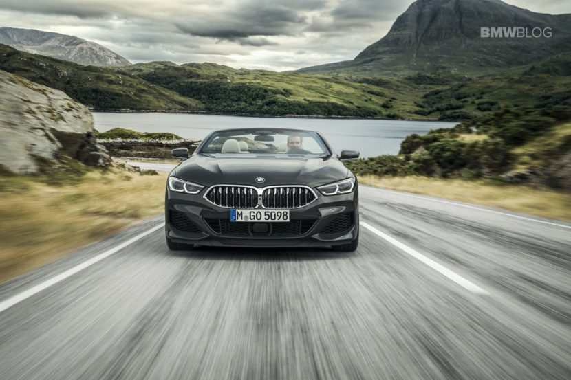 BMW 8 Series Convertible images 13 830x553