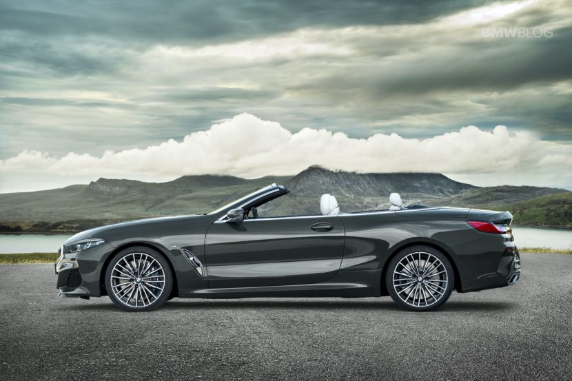 BMW 8 Series Convertible images 26 830x553