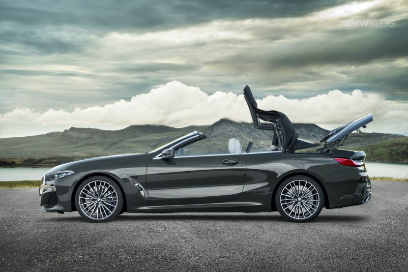 BMW 8 Series Convertible Pictures 28 830x553