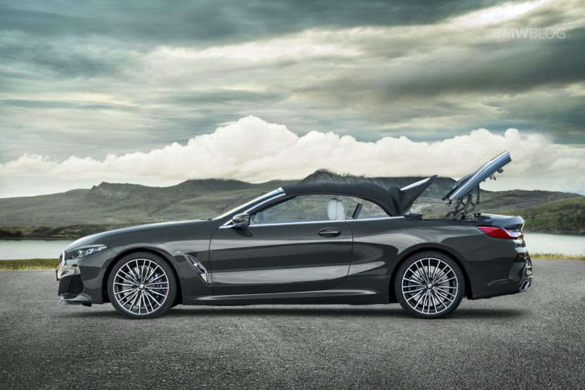BMW 8 Series Convertible images 29 830x553
