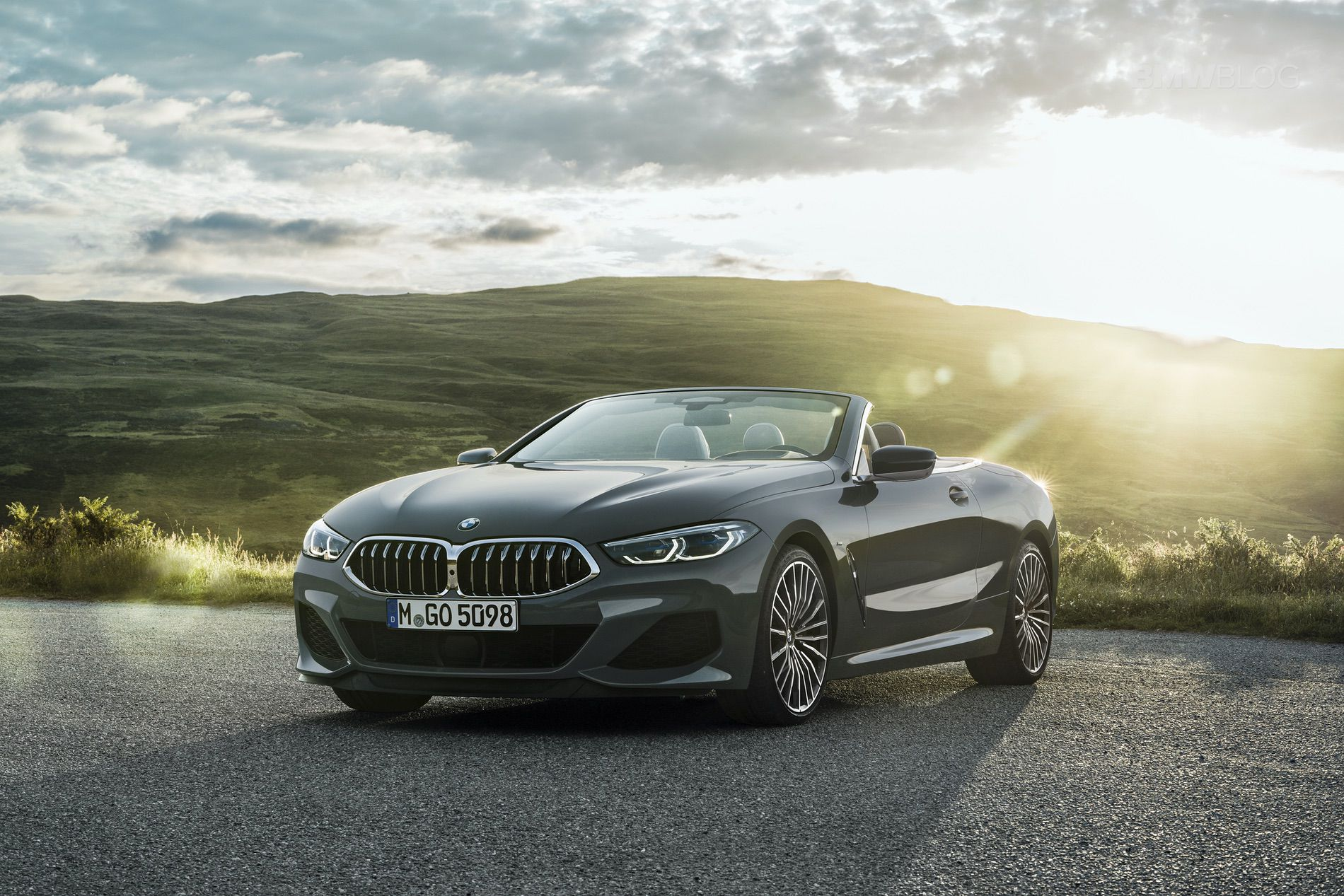 BMW 8 Series Convertible Goes Official Before LA Auto Show