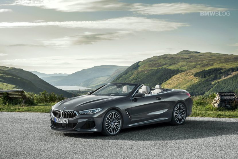 BMW 8 Series Convertible images 32 830x553