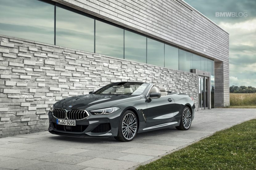 BMW 8 Series Convertible images 33 830x553