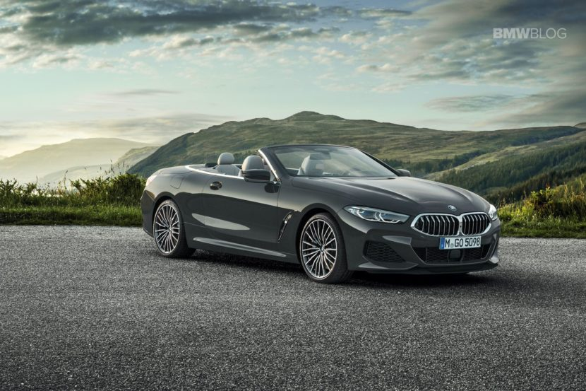 BMW 8 Series Convertible Pictures 34 830x553