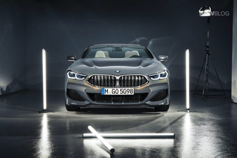 BMW 8 Series Convertible images 55 830x553