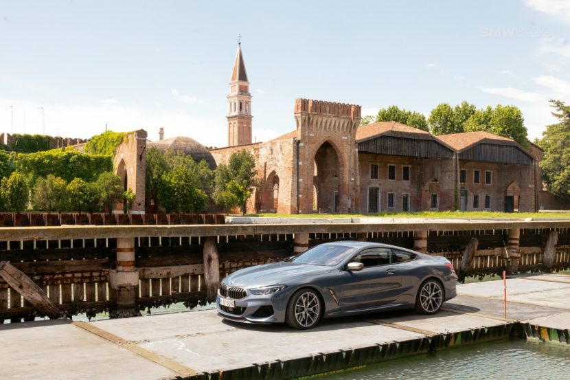 BMW 8 Series Coupe Venice 02 830x553