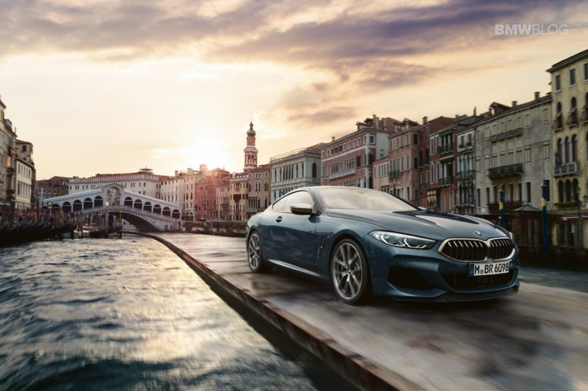 BMW 8 Series Coupe Venice 11 830x553