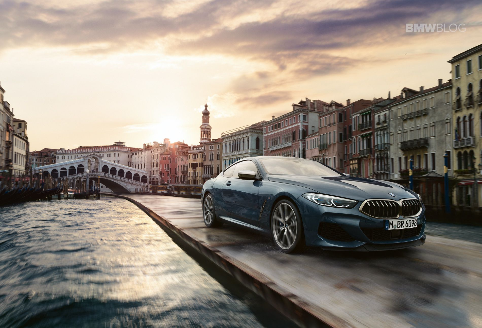 BMW 8 Series Coupe Venice 11