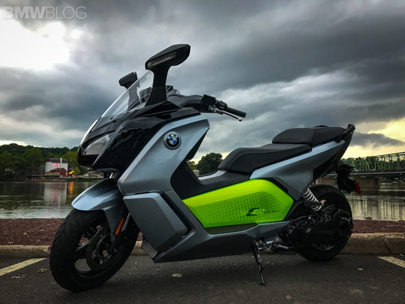 BMW C Evolution review 22 830x623