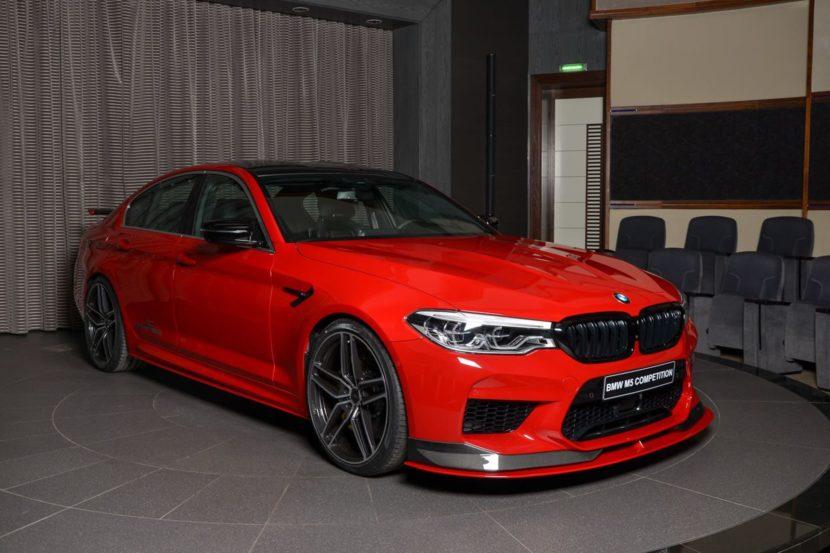 BMW M5 Competition AC Schnitzer 14 830x553