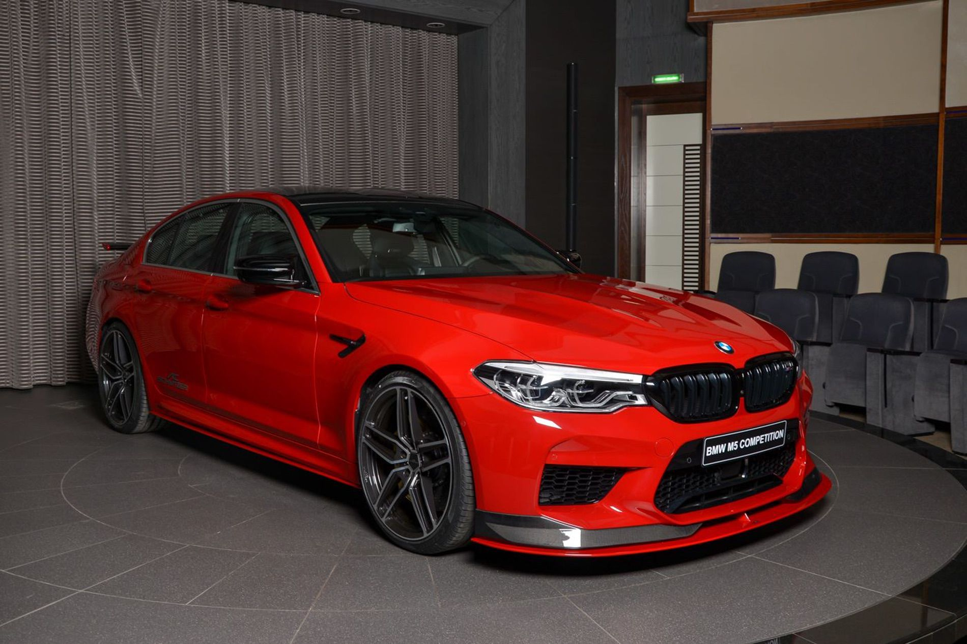 bmw m5 competition tuned by ac schnitzer. Black Bedroom Furniture Sets. Home Design Ideas