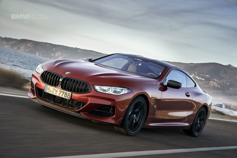 BMW M850i Coupe review drive 07 830x553
