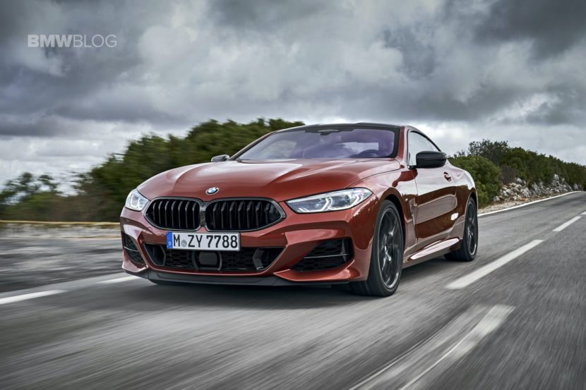 BMW M850i Coupe review drive 10 1 830x553